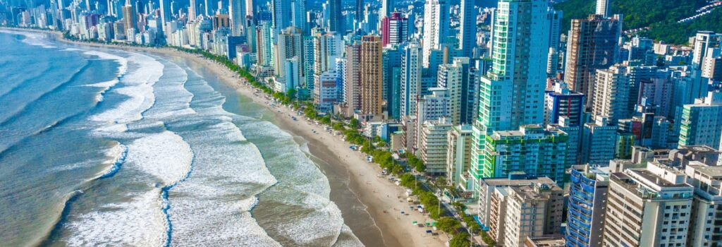 Balneário Camboriú: The second largest New Years party in Brazil