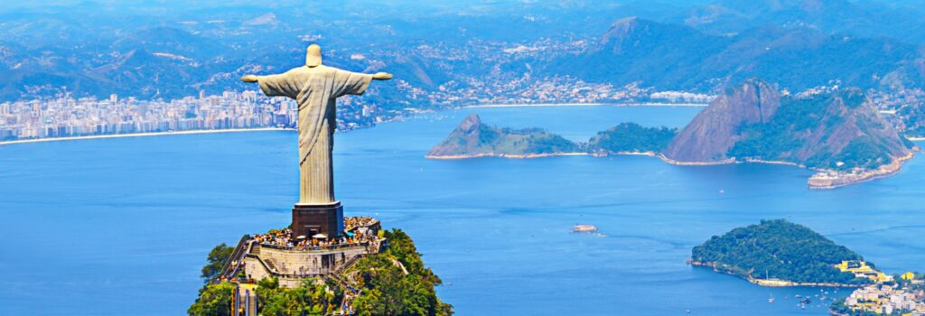 Connecting Corcovado: Indoor Coverage for One of the Seven New Wonders of the World